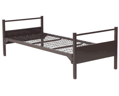 Master Stacker Deluxe 9000 Single Metal Steel Bed