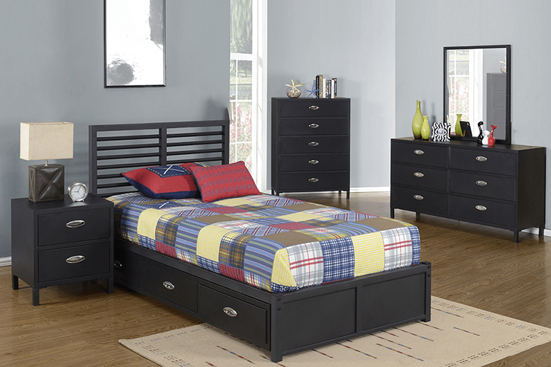 Steel Bedroom Furniture For Residential Dormitories