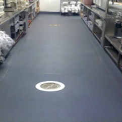 Commercial Kitchen Flooring Modern Sink Faucets Vinyl Solutions Llc We Specialize In Resilient Slip Resistant Safety For Kitchens Coolers Freezers And More Our 1 4 Thick Thermoplastic