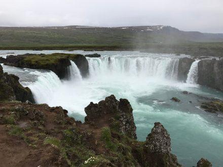 Islande jour 7 : Cheval islandais et Goðafoss
