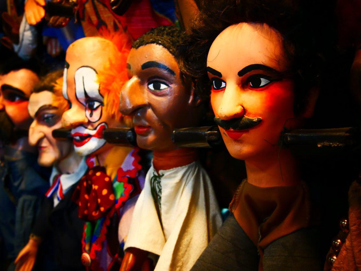 Marionettes du castelet