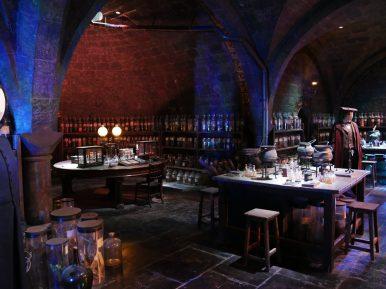 Salle des potions