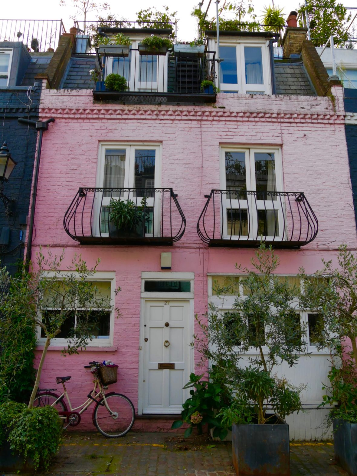 Londres : Notting Hill