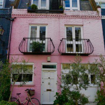 Londres : Notting Hill