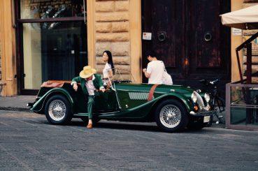 Voiture dans Florence