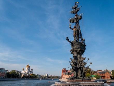 Un dimanche à la moscovite