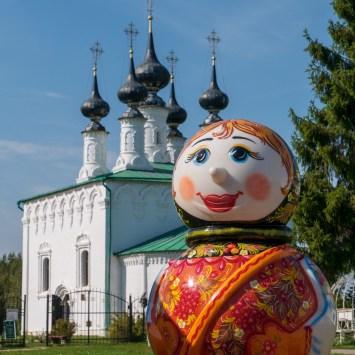 Souzdal et Vladimir