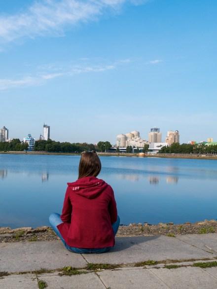 Une journée à Iekaterinbourg