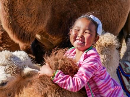 7 jours dans le désert de Gobi