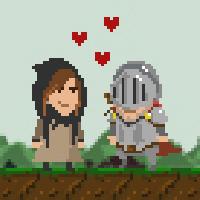 Demande en mariage en jeu video