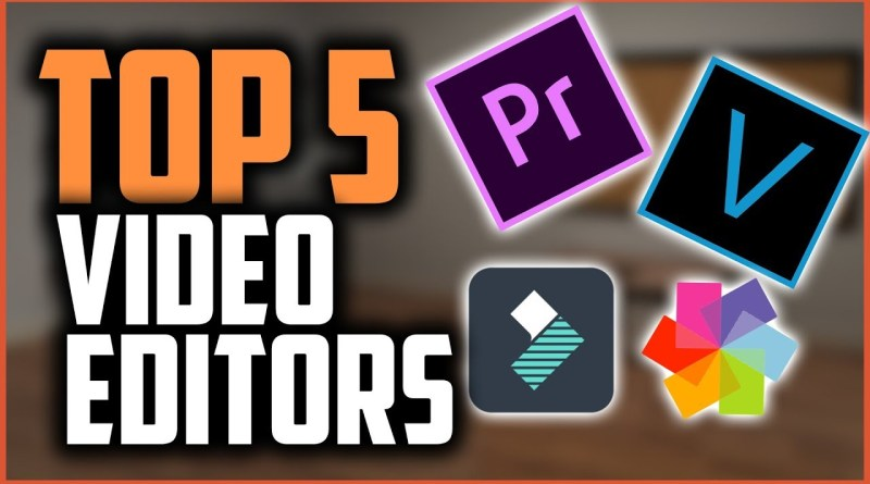 Best Video Editing Software in 2019 | Great Options For Mac & Windows