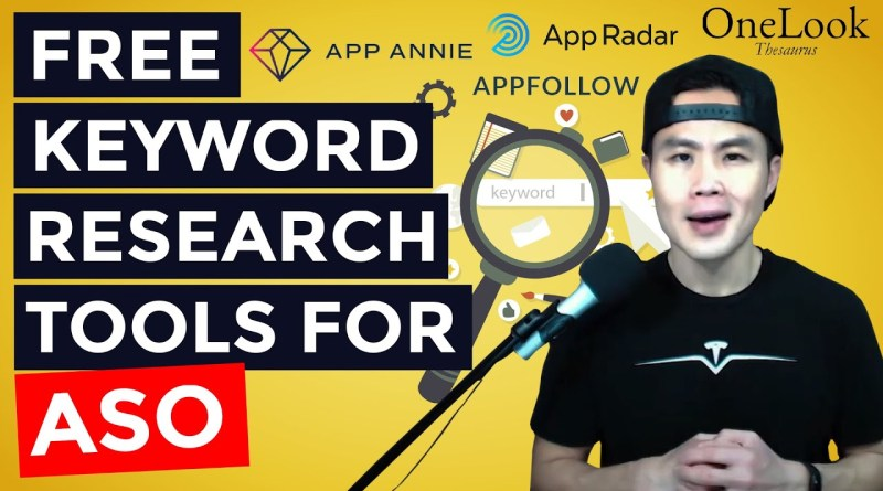 Keyword Research Tools for App Store Optimization