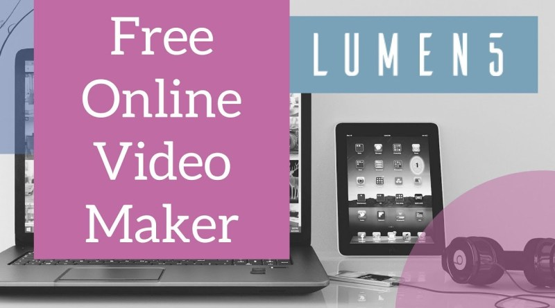 Free Online Video Maker - Lumen5 Review and Tips 2018
