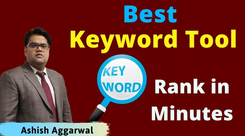 Find Keywords For YouTube Videos in Minutes | Best YouTube Keyword Research Tool 2020 in Hindi