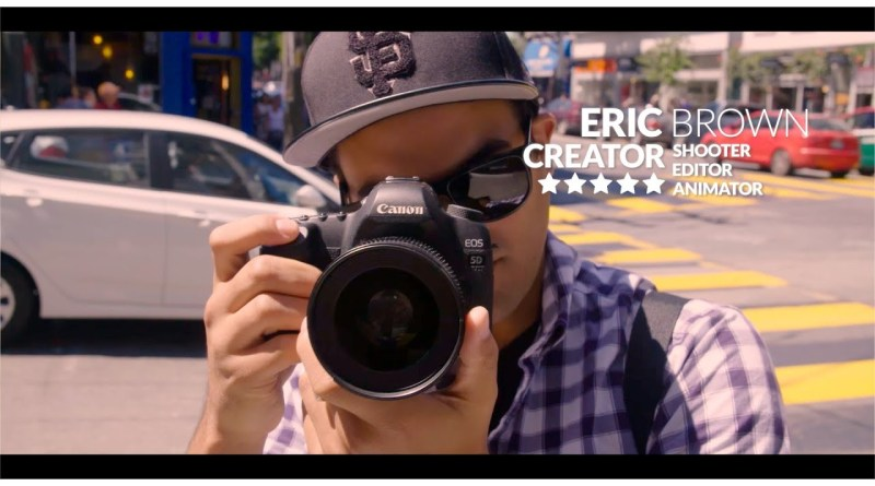 Why Video Creator Eric Brown Loves 90 Seconds