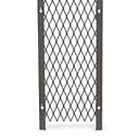 Adjustable Panel, Material: Metal, Overall Height: 8 ft, Overall Width: 2 1/2 in to 1 ft 1 in - Also available in(Enamel, Galvanized, Polyurethane, Powder Coated, Smooth, Unfinished  - Adjustable Panel, Adjustable Panels only, Gap Panel, Panel, Panel with Slide Up Service Window)