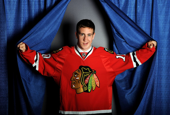 Chicago Blackhawks prospect Kevin Hayes
