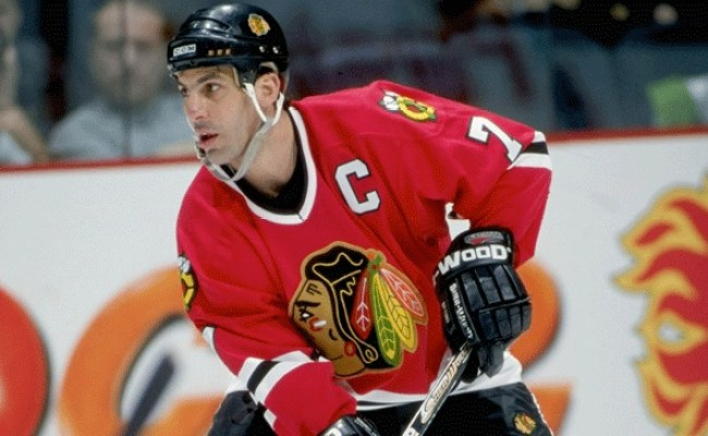 Chris Chelios To Enter Us Hockey Hall Of Fame Committed