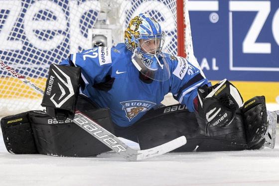 Chicago Blackhawks prospect Antti Raanta