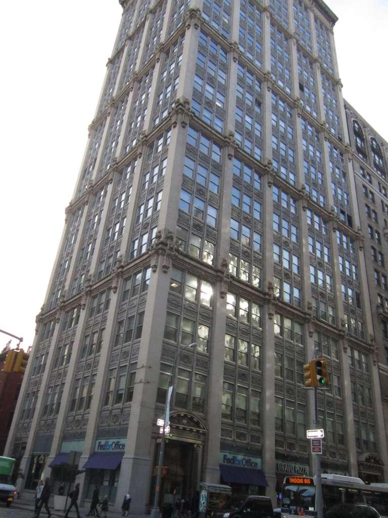Pei Office building