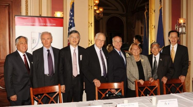 Rep. Welch, Speakers, former Members, C-100 Members