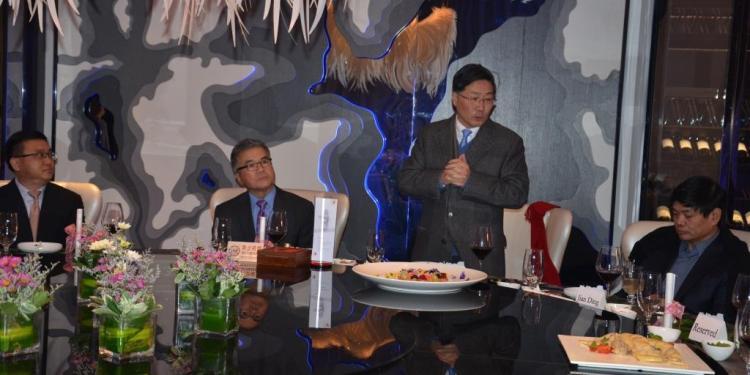 Wang Dazong Welcome Remark 1