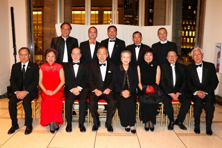 PHOTO - BKM w Members AmbLiuZhang