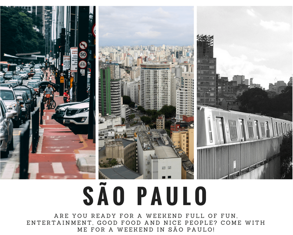 Wake Up And Do Not Expect To Slow Down We Are In Sao Paulo My Beloved Hometown Where There Is Always Something Going On