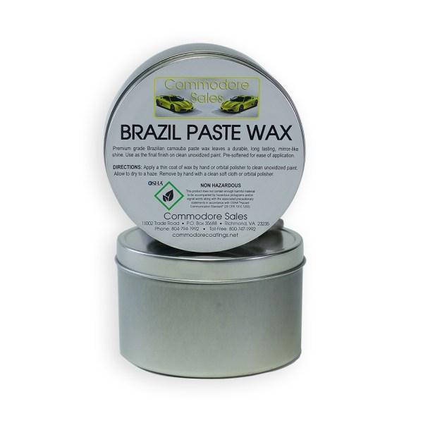 Carnauba Brazil Paste Wax