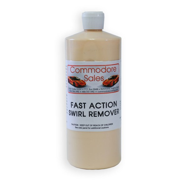 Fast Action Swirl Remover