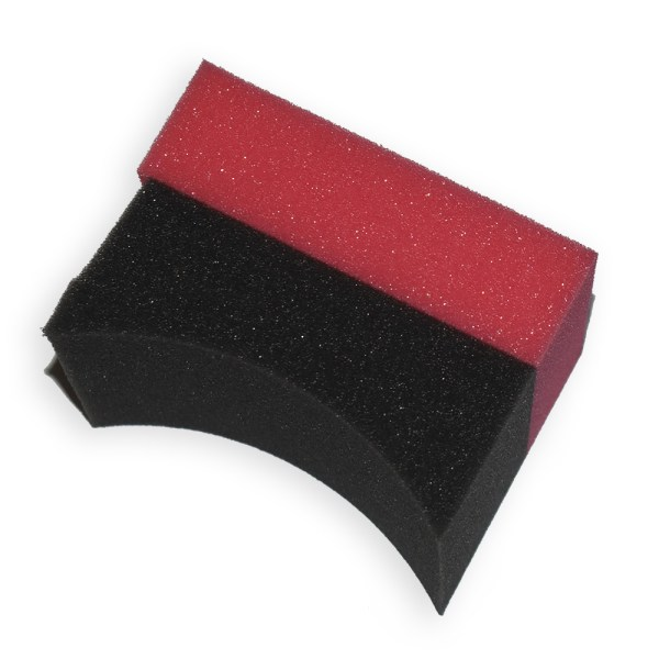 TIRE DRESSING APPLICATOR SPONGE