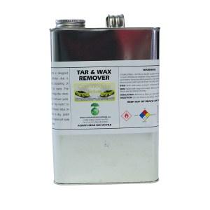 Tar & Wax Remover