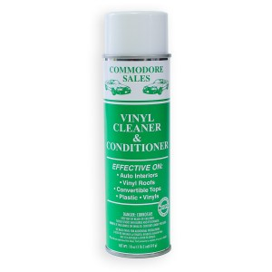 Vinyl Cleaner & Conditioner 18oz