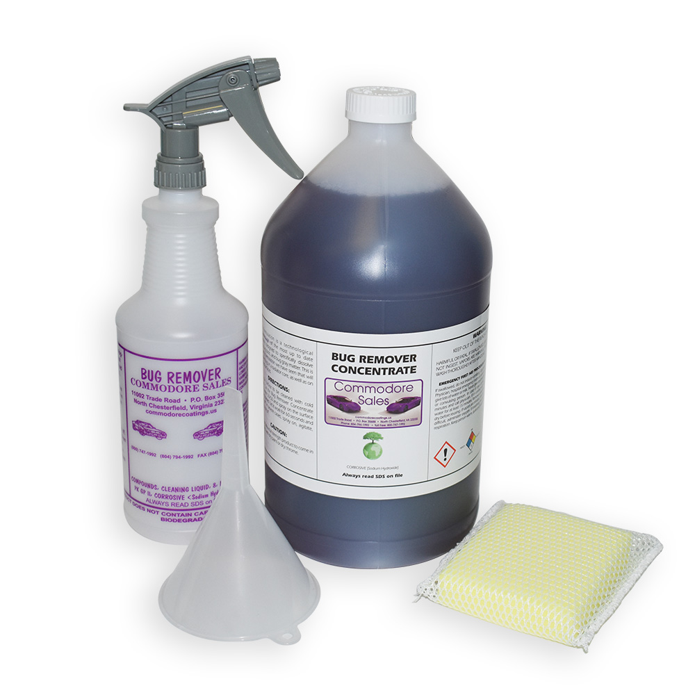 1 GALLON BUG REMOVER KIT