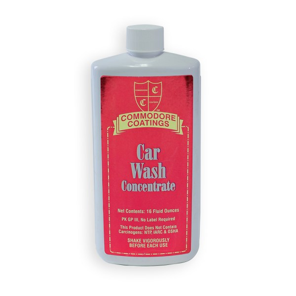 Car Wash Concentrate 16oz