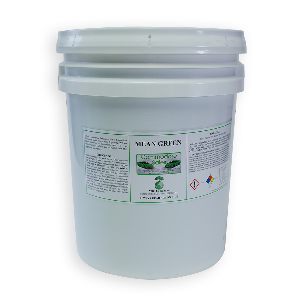 MEAN GREEN 5 Gallon Pail
