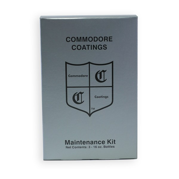 Commodore Coatings® Maintenance Kit