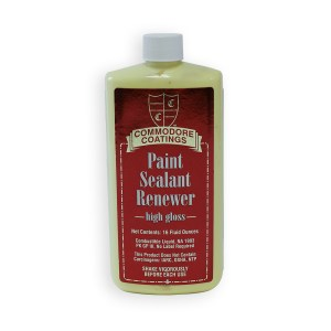Paint Sealant Renewer -- high gloss