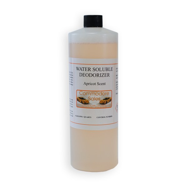 Water Soluble Deodorizer - Apricot Scent