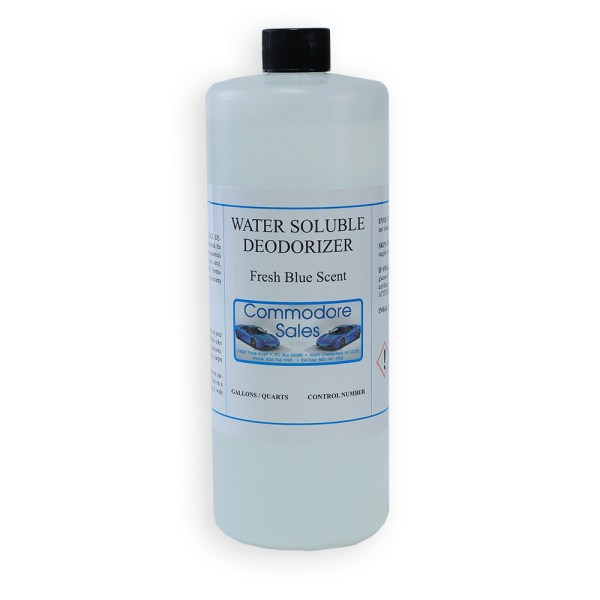Water Soluble Deodorizer - Fresh Blue Scent
