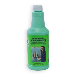 HARD WATER STAIN REMOVER