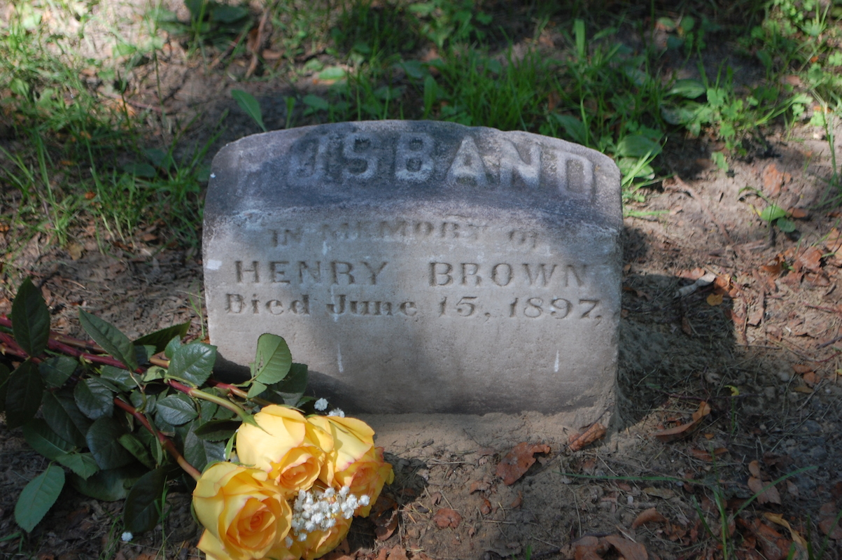 Will The Real Henry Box Brown Please Stand Up