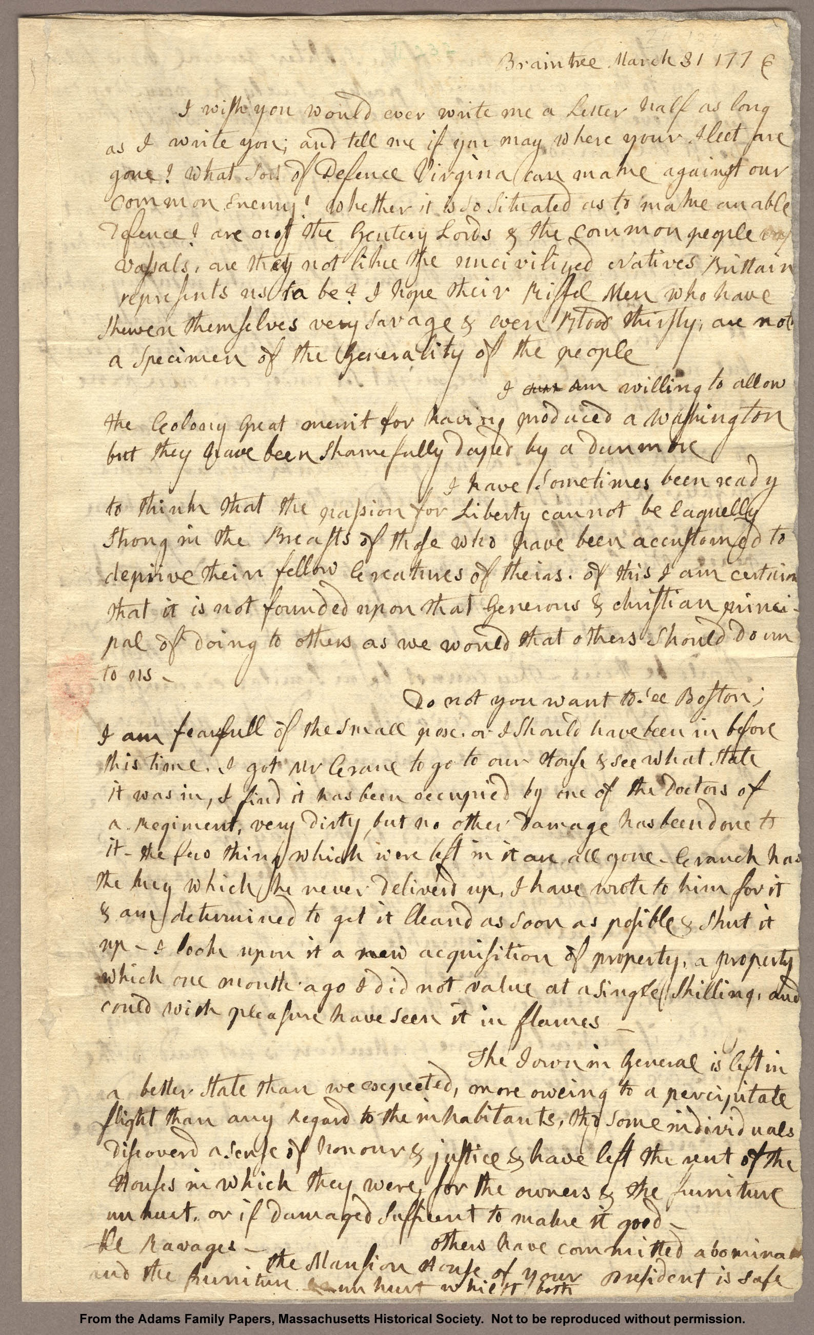 Rememberthela S Teaching The Correspondence Of John And Abigail Adams In The Age Of Social