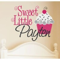 Cupcake Wall Decals - TKTB