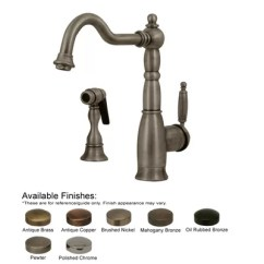 Pewter Kitchen Faucet Dansko Shoes Antique Shapeyourminds Com Low Price Whitehaus Collection Eshaus One Handle Single Hole Great For House Renovation Inspiration With
