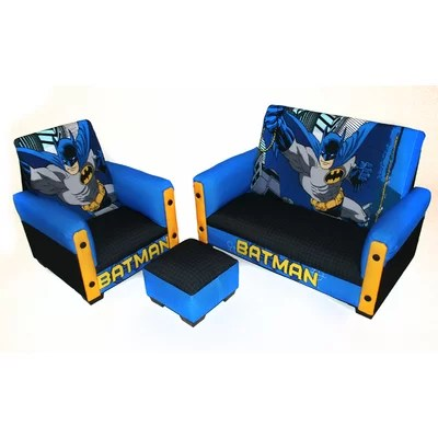 Batman Kid's Sofa Set