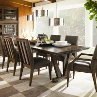 Dining Table: 11 Piece Dining Table Set