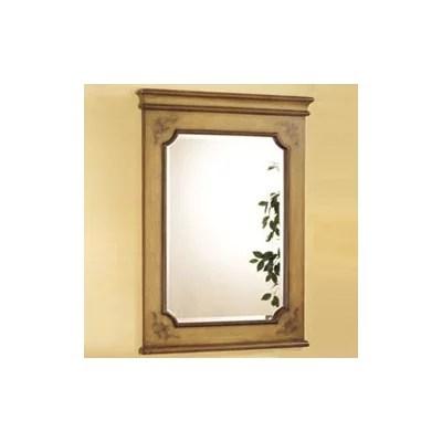 bathroom mirror 30 x 40