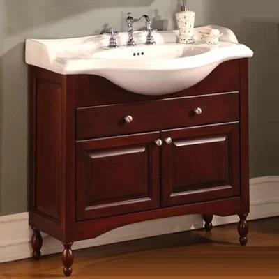 Windsor 26 30 34 or 38 Narrow Depth Bathroom Vanity  Bathroom Storage Over Toilet