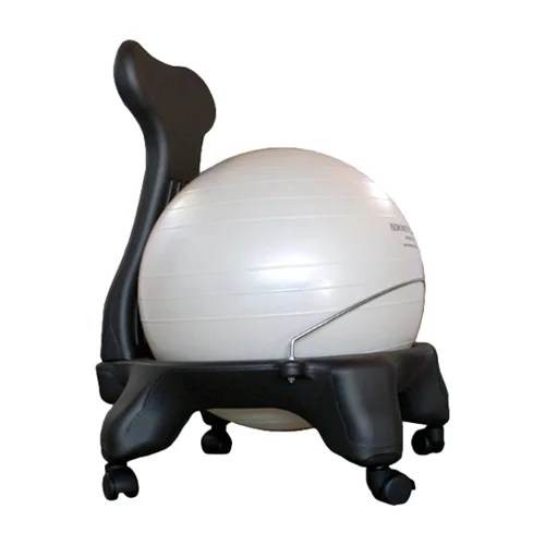 Exercise ball chair  deals on 1001 Blocks